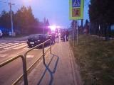 Wypadek w Nowym Brzesku. Kobieta potrącona na przejściu dla pieszych