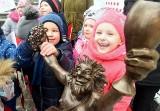 Polski Czerwony Krzyż świętuje 100-lecie działalności. W Zielonej Górze z tej okazji pojawił się nowy bachusik - Pecekjusz [WIDEO, ZDJĘCIA]