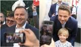 Andrzej Duda czy Rafał Trzaskowski? Głosuj online