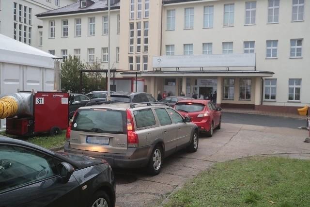 Testy na koronawirusa w Szczecinie