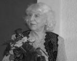 Zmarła Aleksandra Domanowska, artystka z Włocławka