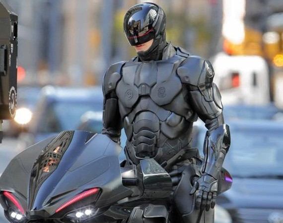 Kadr z filmu: Robocop