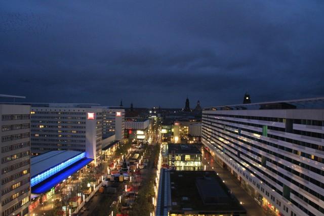 Striezelmarkt to najstarszy niemiecki jarmark bożonarodzeniowy