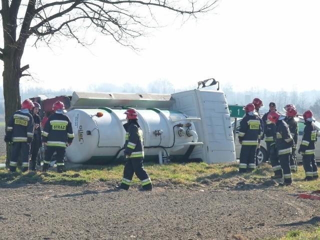 Wypadek pod Ratowicami