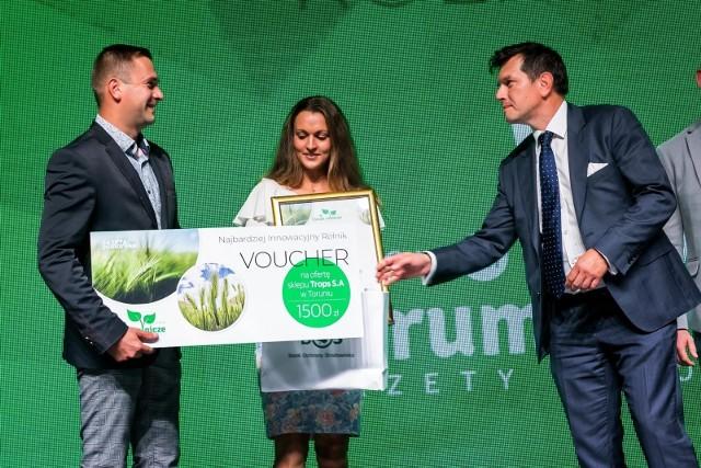 """Forum Rolnicze """"Gazety Pomorskiej"""" 2020. Gala laureatów konkursów Rolnik i Sołtys Roku"""