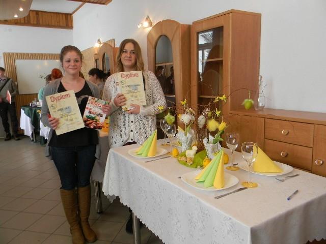 W konkursie zwyciężyły Amelia Gnat i Oliwia Kozłowska.
