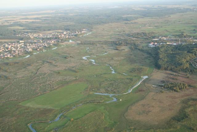 Okolice Łap i Uhowa