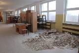 Mońki. Ruszył generalny remont budynku po gimnazjum przy ul. Leśnej. Koszt prac to ponad 1 mln zł (zdjęcia)