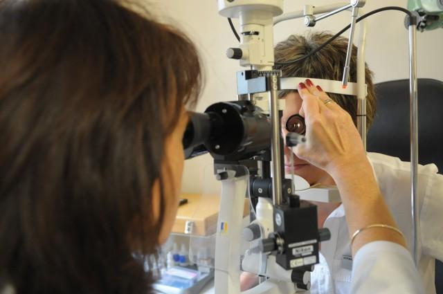 Pamiętaj o regularnych wizytach u okulisty