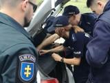 XXI Turniej Najlepszych Patroli Policji Litewskiej. Podlascy policjanci najlepsi w udzielaniu pierwszej pomocy (zdjęcia)