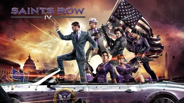 Saints Row IVDo premiery Saints Row IV już coraz bliżej. Gra do sklepów trafi 23 sierpnia.
