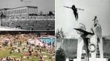 Kiedyś szał, dziś tych basenów w Krakowie już nie ma [ARCHIWALNE ZDJĘCIA]