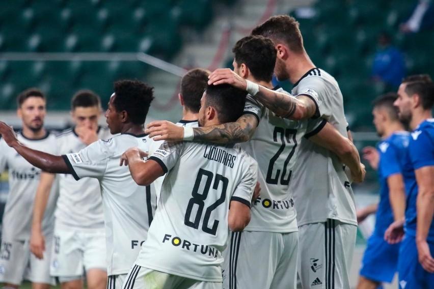 Legia Warszawa - KF Drita Gnjilane 2:0 (2:0)
