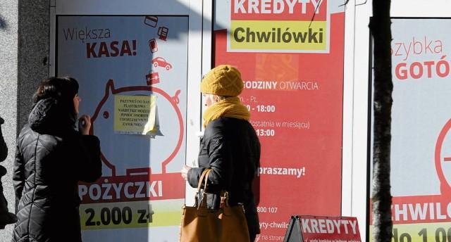 Ustawa ma pomóc milionom Polaków uniknąć spirali długów