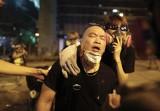 Chiny: Pekin ma dość protestów w Hongkongu, transportowce gotowe do tłumienia demonstracji. Trump chce spotkania z prezydentem Xi Jinpingiem