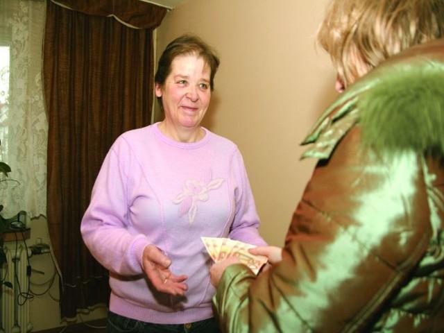 Ofiarodawca 250 euro chce pozostać anonimowy. Pani Paulina jest bardzo szczęśliwa!