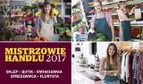 Mistrzowie Handlu 2017 - kwiaciarnie w ŚWIĘTOKRZYSKIEM