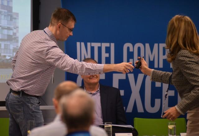 Gdańsk, firma Intel