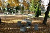 Mieszkańcy Jeleniewa w parku mają siłownię pod chmurką [zdjęcia]