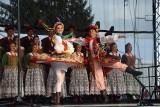 Zespół Pieśni i Tańca Śląsk w Miedźnej na dożynkach gminnych. Zobaczcie zdjęcia