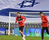 Eliminacje Euro 2020. Izraelczycy i Polacy trenowali na Teddy Kollek Stadium w Jerozolimie [ZDJĘCIA]