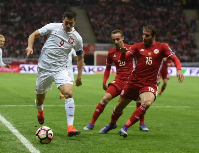 Pierwszy mecz Polska - Armenia w tych eliminacjach zakończył się naszym zwycięstwem 2:1