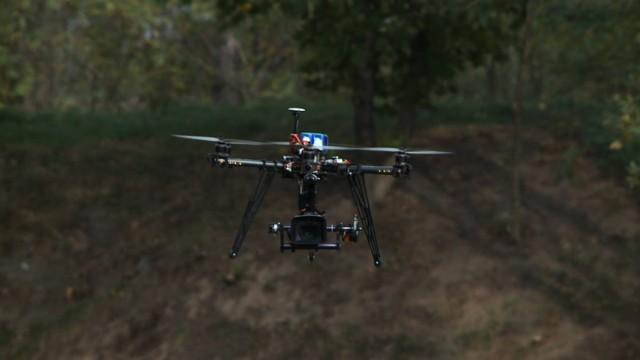 Wojskowy dron poszukiwany pod Koninem. Żywy lub zestrzelony