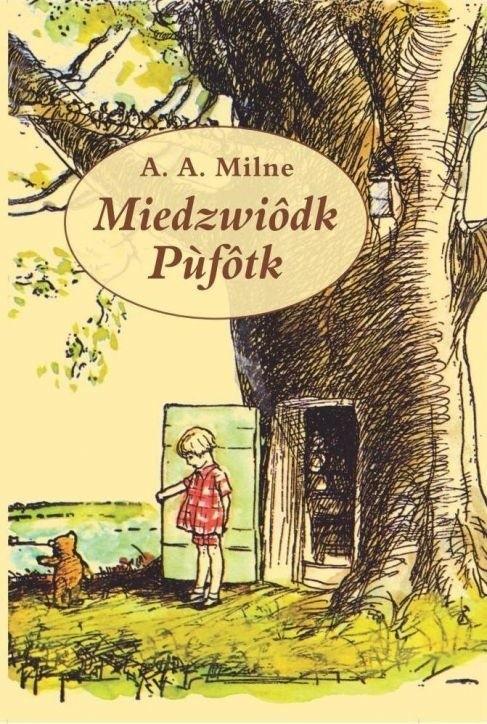 """Tak wygląda okładka książki """"Miedzwiôdk Pùfôtk"""""""