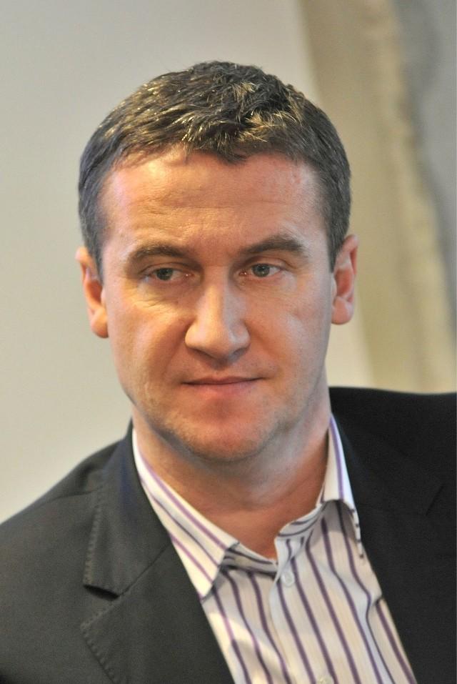 Prezes Radosław Michalski potwierdza usunięcie oceny