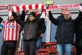 Kibice Cracovii po sylwestrze odwiedzili stadion przy ul. Kałuży [ZDJĘCIA]