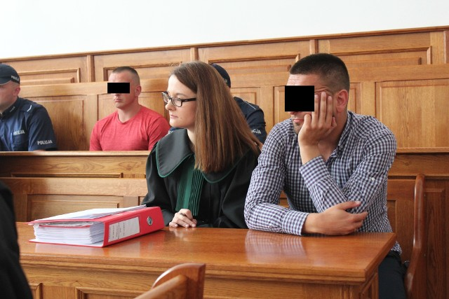 Oskarżeni w  krakowskim sądzie