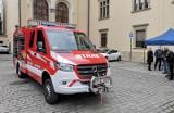 Nowy wóz ratowniczo-gaśniczy to marzenie strażaków z OSP Napachanie. Potrzeba jeszcze około 45 tysięcy złotych