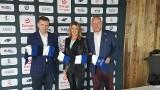 Zawisza Bydgoszcz pozyskał potężnego sponsora. Energa SA będzie wspierała klub [zdjęcia]