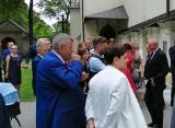 Syn Beaty Szydło stanął na ślubnym kobiercu! Ślub odbył się w Alwerni