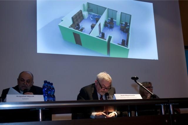 Prezentacja Centrum Obywatelskiego. Listopad 2014.
