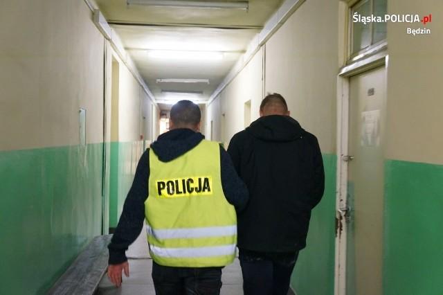 Złodziejski rajd dwóch mężczyzn po czeladzkich sklepach został szybko zakończony przez policjantów