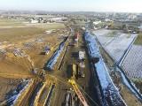 Budowa północnej obwodnicy Krakowa. Ostatnie 12 kilometrów i ring wokół miasta będzie gotowy [ZDJĘCIA] 8.1.2021