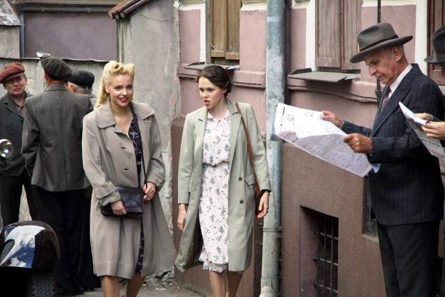 """W październiku 2018 r. zdjęcia kręcono do serialu były realizowane w Lublinie, który """"zagrał"""" okupacyjną Warszawę."""