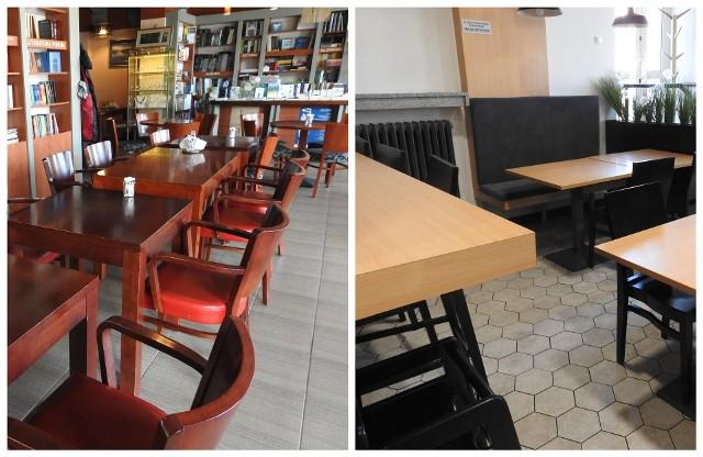 Kawiarnia i Księgarnia Akcent, Bar Podlasie