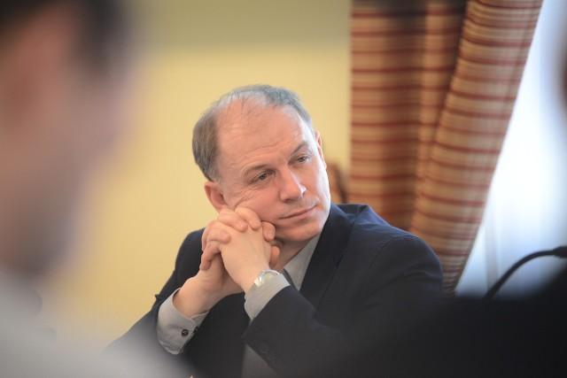 Wiceprezydent Zielonej Góry, Krzysztof Kaliszuk.