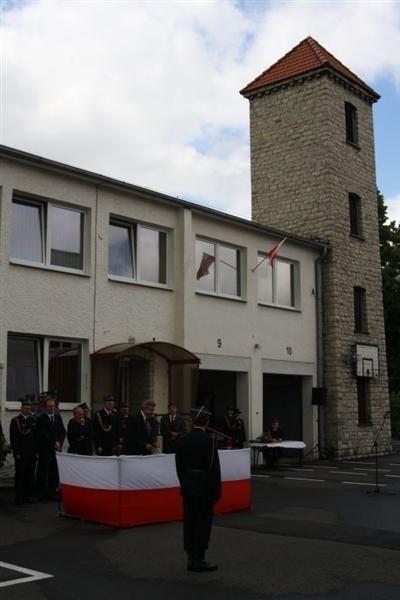 Dzien strazaka w Krapkowicach
