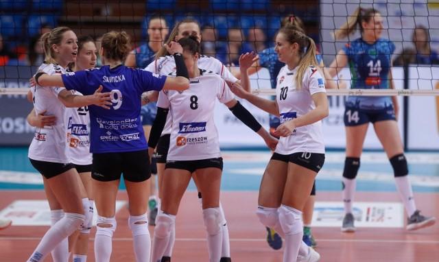 Developres Rzeszów wygrał z Muszynianką drugi raz w tym sezonie.