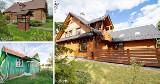 Domy z drewna na sprzedaż w Rzeszowie i okolicy. Niektóre drewniane domy kupisz w atrakcyjnej cenie [ZDJĘCIA]