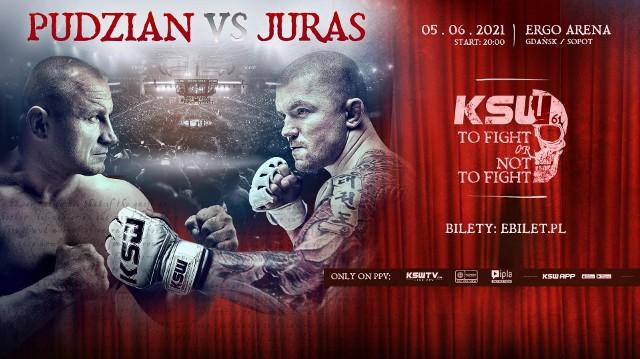 """""""Pudzian"""" kontra """"Juras"""" to walka wieczoru KSW 61. Sprawdź wyniki"""