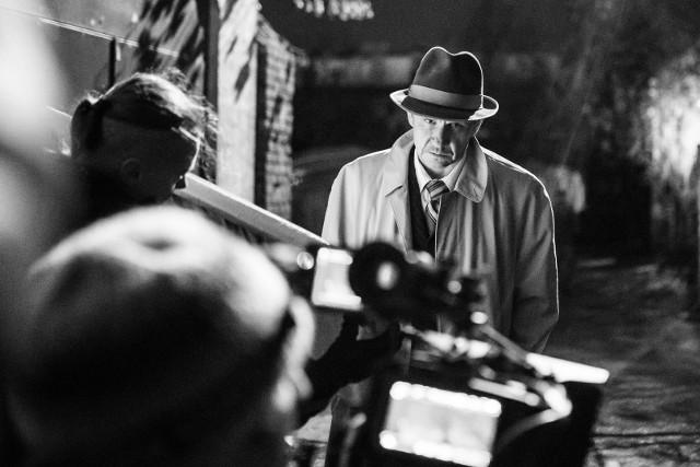 """Zdjęcia do """"Miasta"""", najnowszego filmu bydgoskiego filmowca Marcina Sautera, trwają w Bydgoszczy już od jakiegoś czasu. Były realizowane między innymi w miniony weekend. Zobaczcie zdjęcia z planu filmowego, które publikujemy dzięki uprzejmości ich autora Dariusza Gackowskiego."""