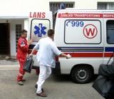 Chojna: Urzędniczka wyskoczyła przez okno