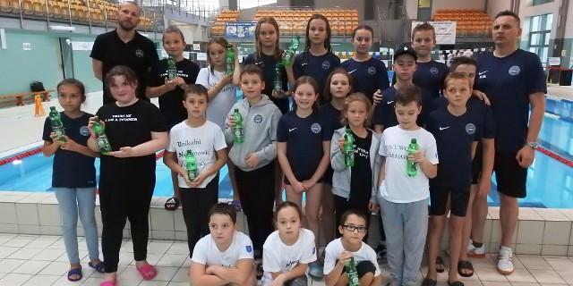 Pływacy Unii Busko-Zdrój zajęli drugie miejsce drużynowo w zawodach Małej Świętokrzyskiej Ligi Pływackiej w Staszowie.