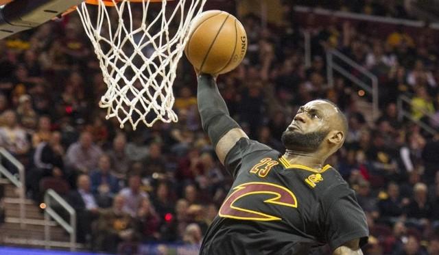 LeBron James zaliczył dziewiąte triple-double w historii finałów NBA