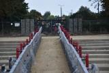 Kradzież na placu budowy Parku Fusińskiego: złodzieje udawali robotników budowlanych