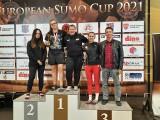 Sukcesy łodzianek w Pucharze Europy w sumo - kwalifikacji do Światowych Igrzysk Sportowych